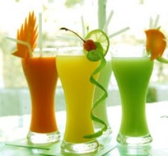 Nước trái cây bổ dưỡng