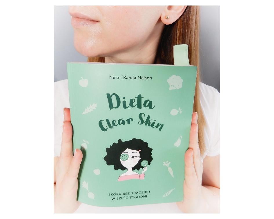 tetralysal, dieta na piękną cerę, dieta clear skin, clear skin, clear skin nina ronda nelson, dieta na trądzik, kuracja dermatologiczna, dieta przeciwzapalna, dieta a stan cery,