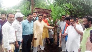 भाजपा ने प्रधानमंत्री मोदी के जन्मदिन पर किया हनुमान चालीसा का पाठ