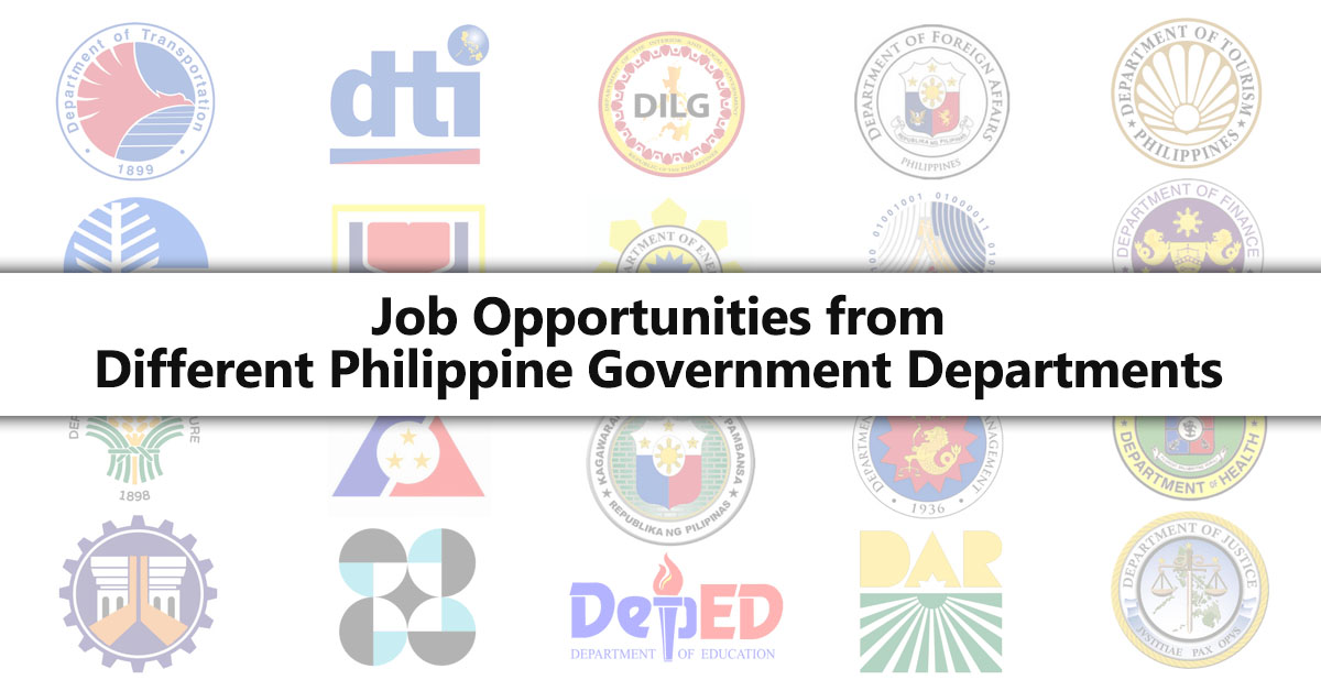 Philippines Job Opportunities