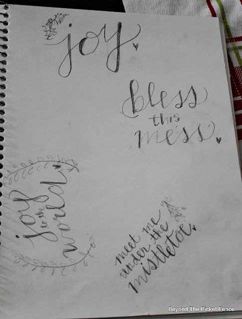 sketchbook, hand lettering, practice, https://goo.gl/UQPOsP