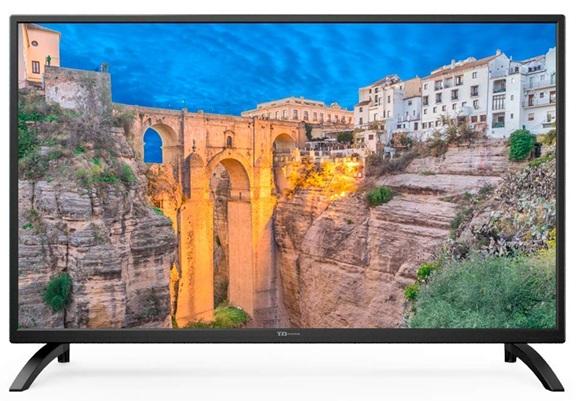 ▷[Análisis] TD Systems K32DLM8HS, Opiniones y Review de un Smart TV de insuperable relación calidad/precio