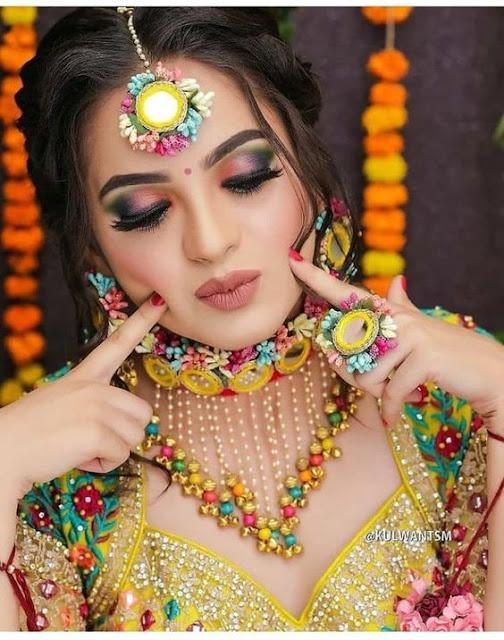 Bridal Makeup & Hairstyle Wallpaper HD
