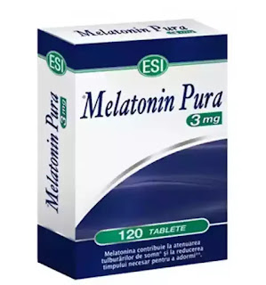 melatonin pura 3 mg pareri forum administrare contraindicatii efecte adverse