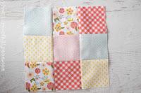 nine patch quilt block