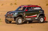 Mini John Cooper Works Rally 2018 Front Side
