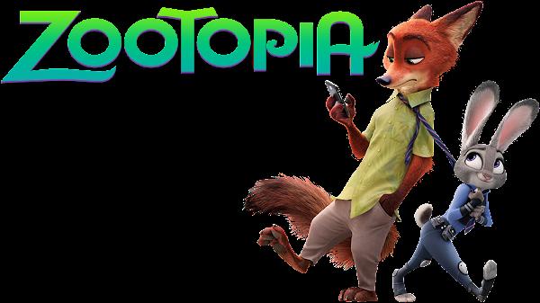 Zootopia 2016 Dual Audio Hindi 720p BluRay