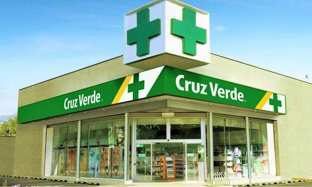 droguerias cruz verde