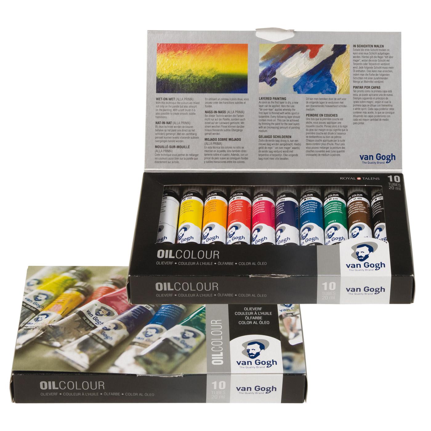 Caja de pasteles de colores, regalo perfecto para arquitecto.