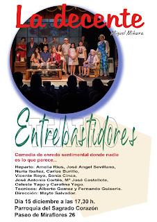 15-XII-19, teatro: «La decente» de Miguel Mihura