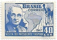 Selo Presidente Harry Truman