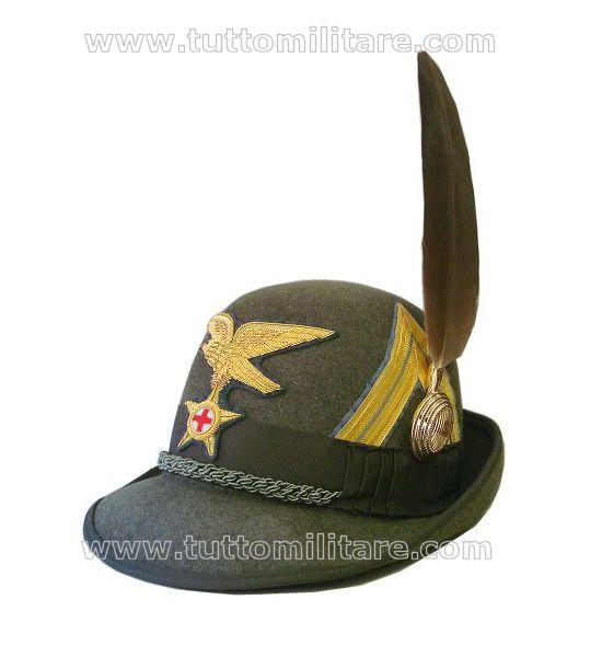Tutto Militare - Articoli Militari e Militaria  Cappello Alpino da ... c399825aade1