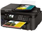 Epson WorkForce WF - 3520