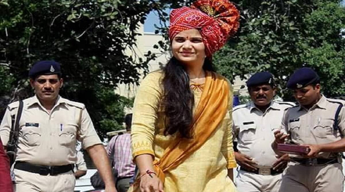 IAS Swati Meena Rank