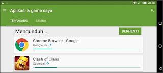 Terbaru Cara mengatasi Play Store Tidak Bisa Download