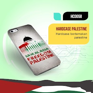 Custome Case 3D Iphone 7 Design Save Palestina 04