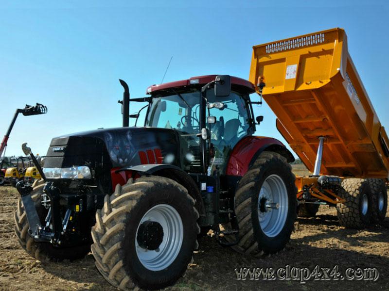 Tractors - Farm Machinery: Case IH Puma Desing