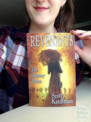 the revenants: the odyssey home book photo