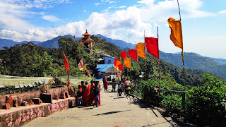 Pathibhara Devi Temple Bhedetar