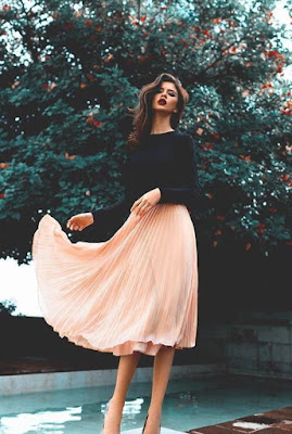 10 Outfits with Midi Skirt that you must try this year