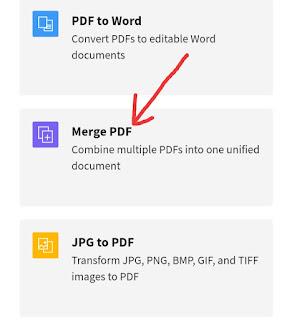 PDF File Ko Merge Kaise Kare