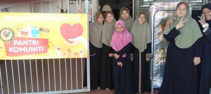 Rumah Kebajikan Anak Anak Yatim Al Hijrah Bina Pantri Makanan #AyamWithYou, Bantu Komuniti Kemaman