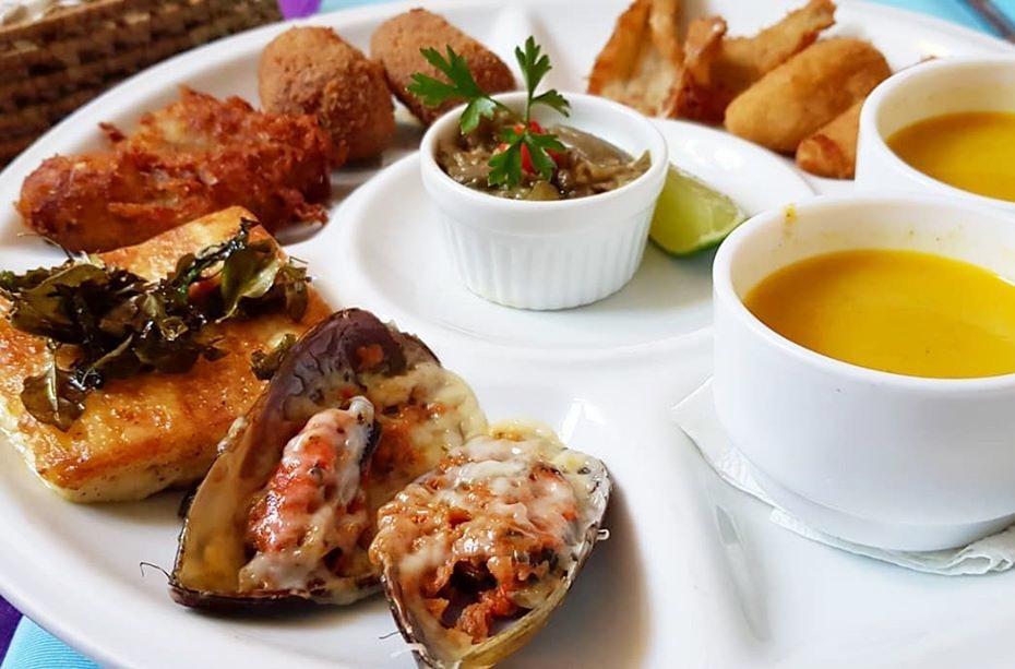 Melhores restaurantes de Olinda