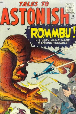 Tales to Astonish, Rommbu