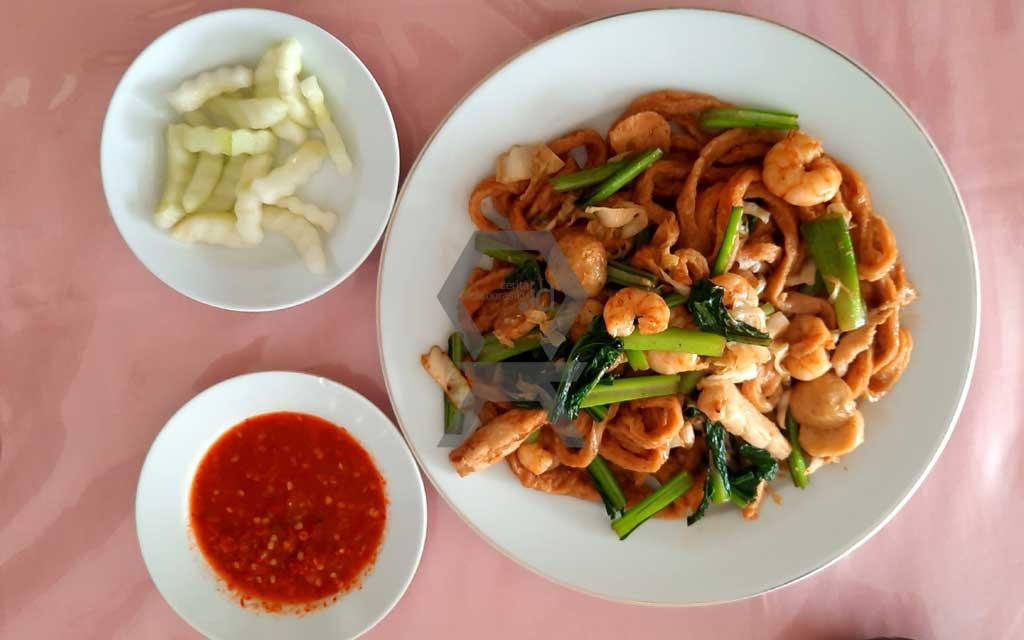 Mi Kakap Restoran Mahkota-Tiong San