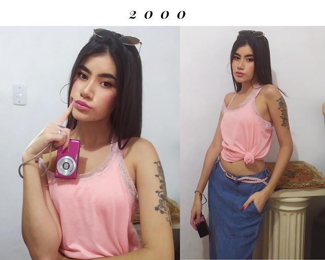 O estilo dos anos 2000