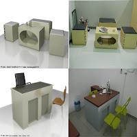 Contoh Desain Meja Kantor Semarang - Furniture Semarang