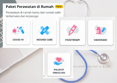 Paket Perawatan di Rumah Siloam Hospitals Group