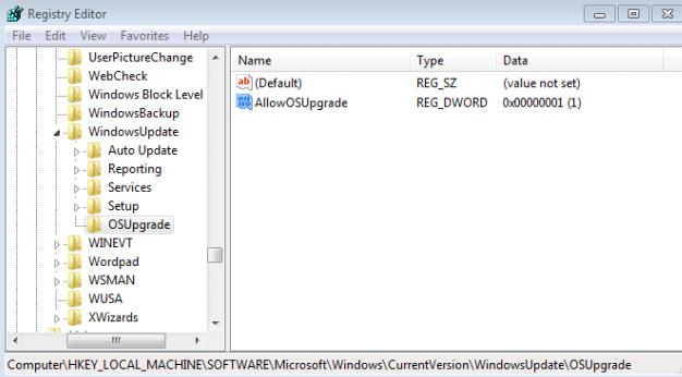 Cara Mengatasi Gagal UPGRADE Pada Windows 10 Dengan Mudah