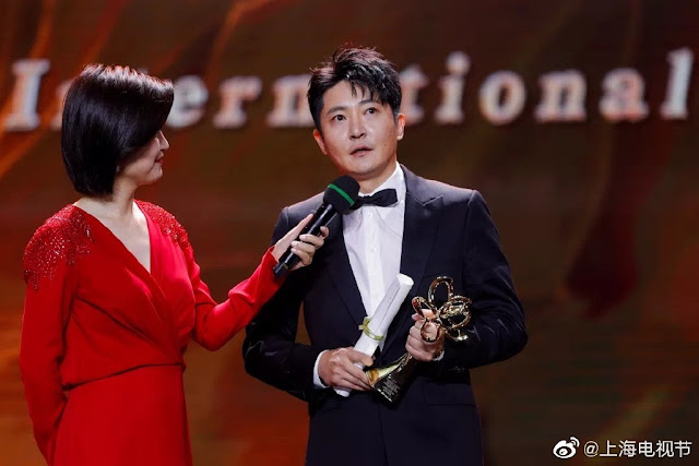 daylight entertainment All Is Well Guo Jingfei magnolia awards