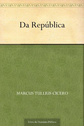 Da República - Marcus Tullius Cicero