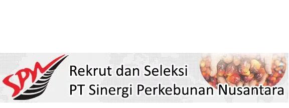 Lowongan Kerja PT Sinergi Perkebunan Nusantara (PTPN IV dan PTPN XIV Group)