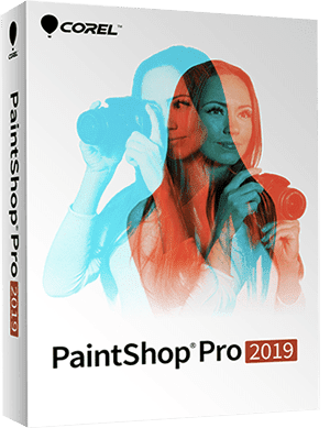 PaintShop Pro 2019 [upgrade] - Photo editing software