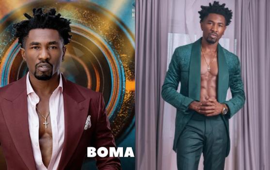 Big Brother Naija 'Shine Ya Eye' housemate, Boma,