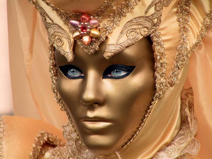 Венецианский карнавал. Suchet Suwanmongkol 7