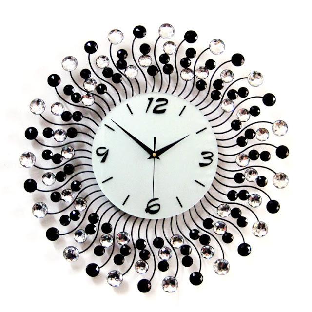 Đồng hồ trang trí Deco DHNL330
