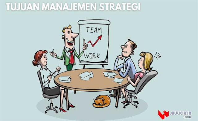 Tujuan Manajemen Strategi