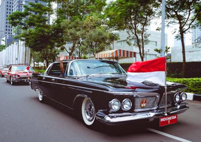 Gegara Bawa Bibit Pohon dari Indonesia Untuk Ditanam Di Arafah, Pulang Haji Sukarno Langsung Dihadiahi Mobil Mewah Ini