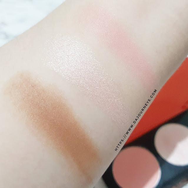 Review Sariayu Color Trend 2020 Inspirasi Sumba Cheek Palette