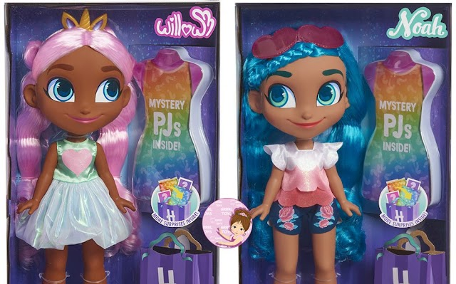 Big Hairdorables 18 Inch Mystery Fashion Doll with Surprises and Pajama