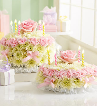 birthday cake flowers Love Relationship