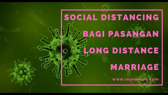 social distancing bagi pasangan LDM