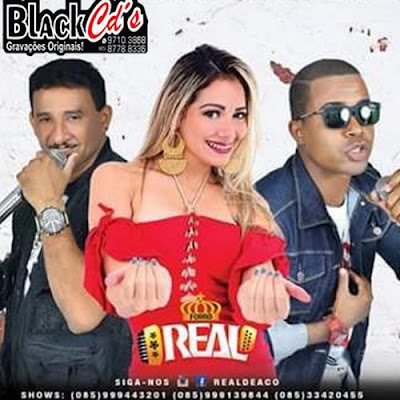 Forró Real - Dezembro - 2019 - Black CDs