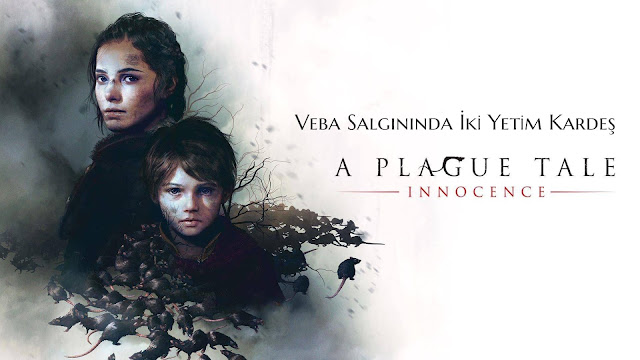 Veba Salgınında İki Yetim Kardeş - A Plague Tale: Innocence