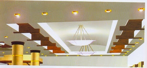 Creative Ceiling Architectural Design Ideas 13