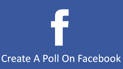How Do You Create A Poll On Facebook